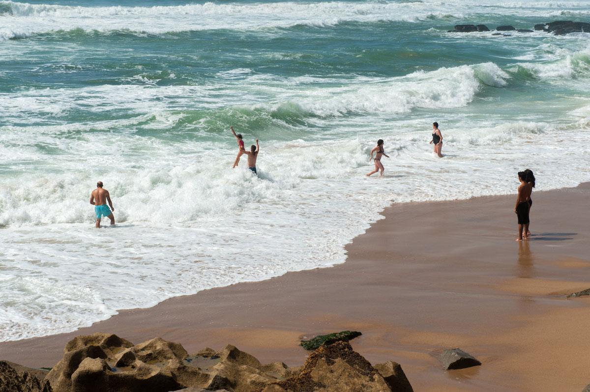 Azenhas do Mar Strand