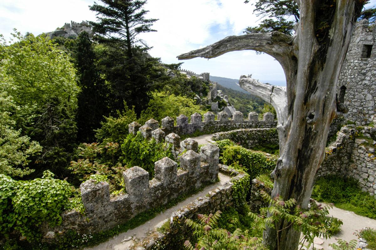 Maurische Burg